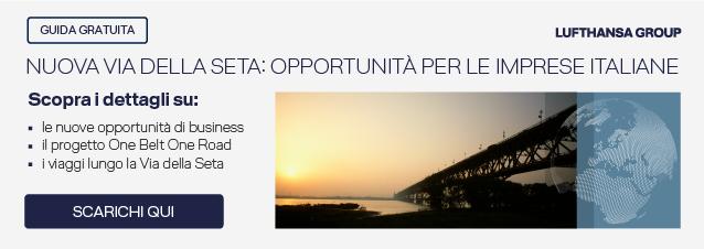 opportunità di business via della seta