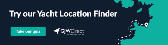 Yacht location finder