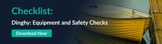 Dinghy: Equipment and Safety Checks
