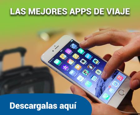 Las mejores apps de viaje