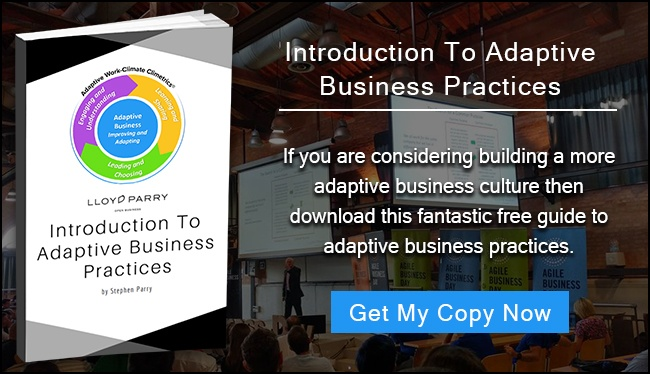 Adaptive Business Practices Guide - Large