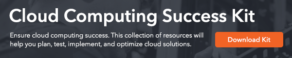 The CIO's Guide to Implementing a Cloud Solution