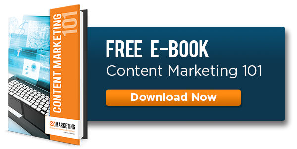 Free E-Book: Content Marketing 101
