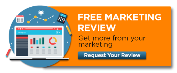 Free Marketing Review - Request Yours!