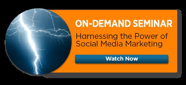 Seminar - Harnessing the Power of Social Media Marketing