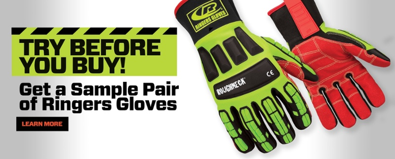 Request a Sample Pair of Ringers Gloves