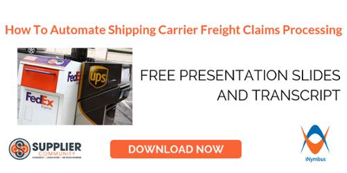 Automate Shipping Freight Claims Download Presentation