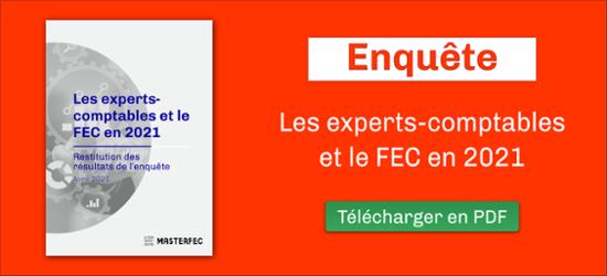 Téléchargez l'enquête Les experts-comptables et le FEC en 2021