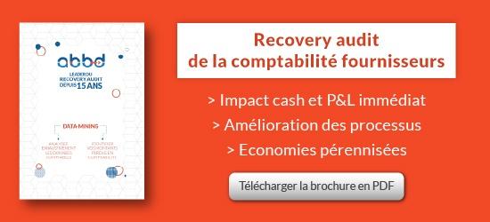 Télécharger la brochure recovery audit de la comptabilité fournisseurs ABBD