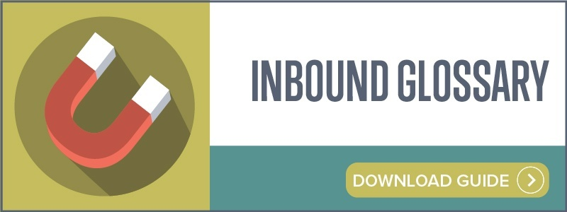 Inbound Marketing Glossary