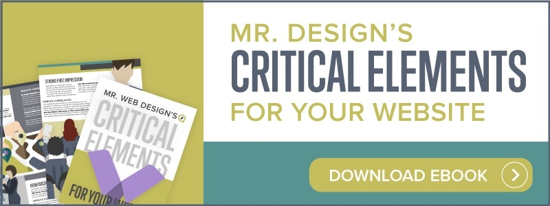 Critical Elements for Your Website