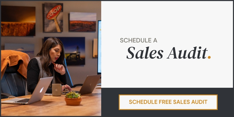 Schedule Sales Audit
