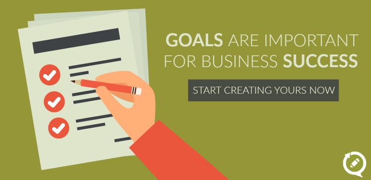 Goal Creation for Business