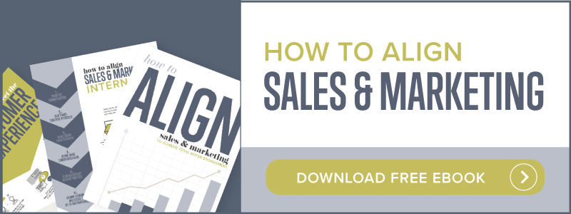How to align sales and marketing | download free ebook