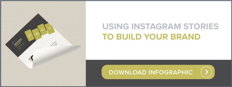 Using Instagram Stories to Build Your Brand: Download Infographic