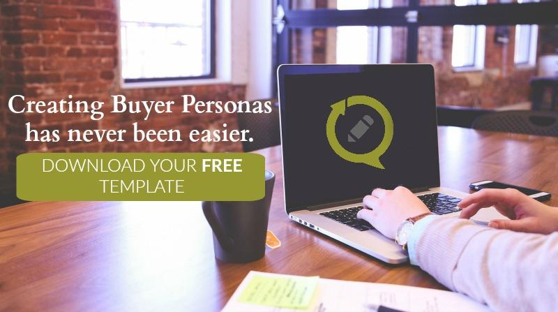 Buyer Personas Template CTA