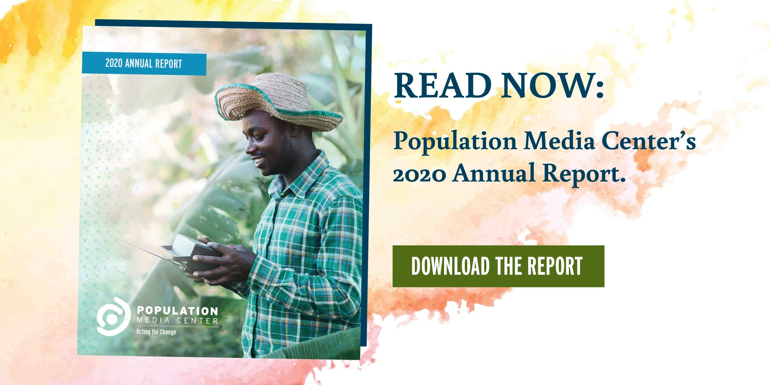 Click to download PMC's 2020 Annual Report