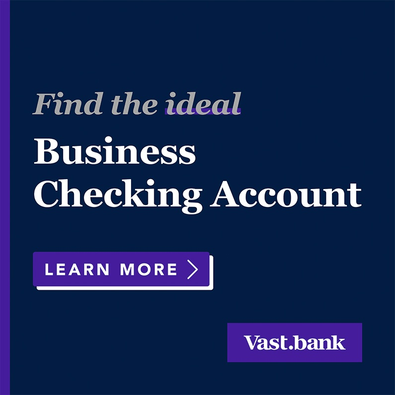 vast-business-checking-account