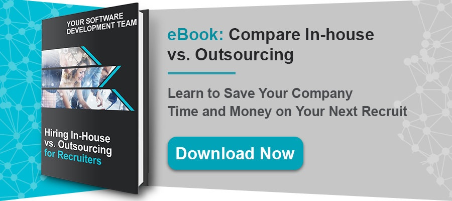 eBook: Compare hiring in-house vs. outsourcing