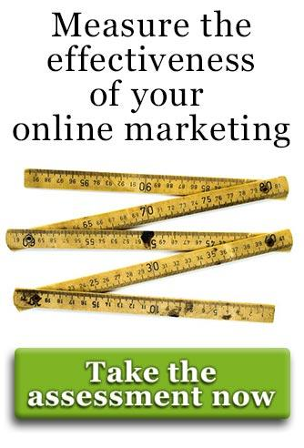 Free Business Online Marketing Assessment