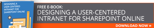 Designing A User-Centered Intranet For SharePoint Online