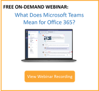 What Does Microsoft Teams Mean for Office 365?