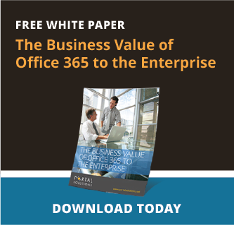 The Business Value of Office 365 to the Enterprise