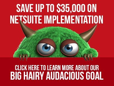 Click here to learn how you can save up to $35,000 on your netsuite implementation.