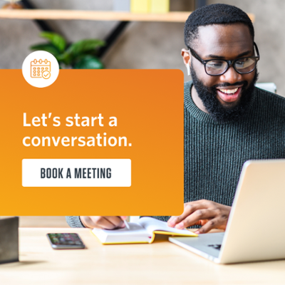 Book a meeting Virgin Pulse