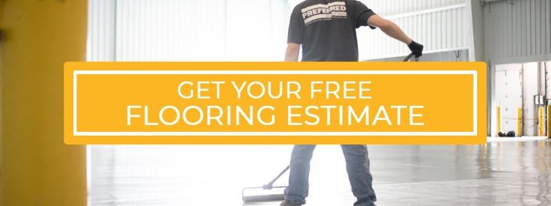 free flooring estimate