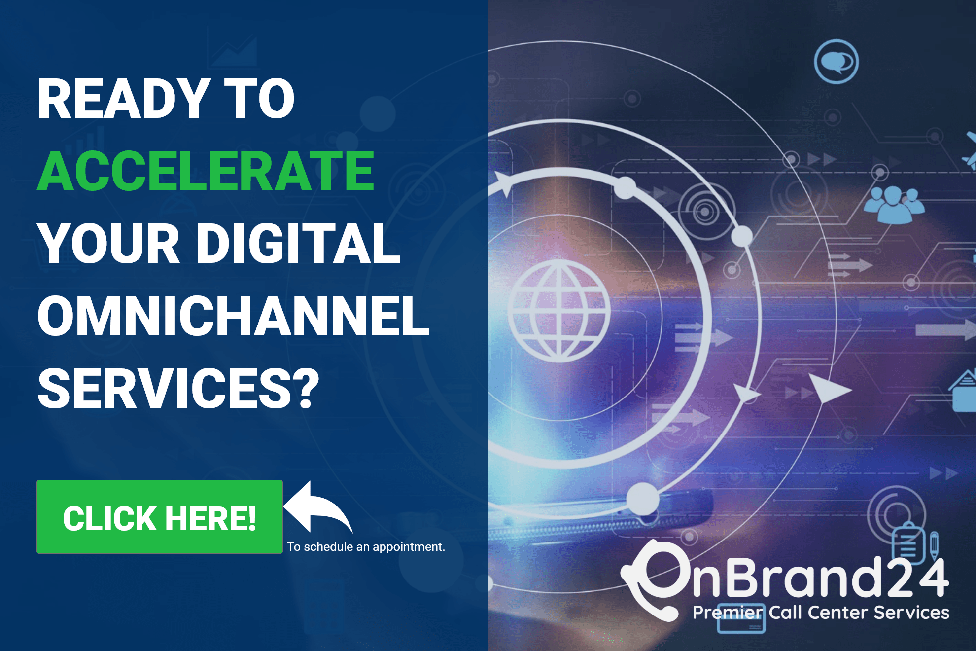 OnBrand24 Omnichannel Call Center Service Provider