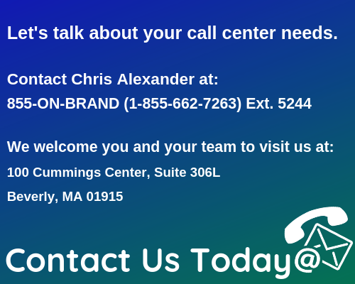 OnBrand24 Call Center Services - Contact Us Today