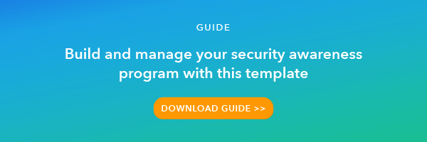 Put your awareness program on track with steps to build and manage an amazing security awareness program in this guide