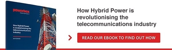 How Hybrid Power is revolutionising the telco Industry