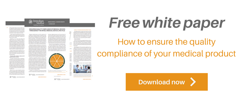 how to ensure the quality compliance of your medical product