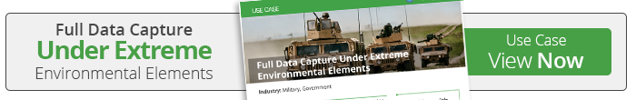 View our use case on full packet capture under extreme environmental elements!