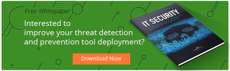IT security garland Technology tool deployment