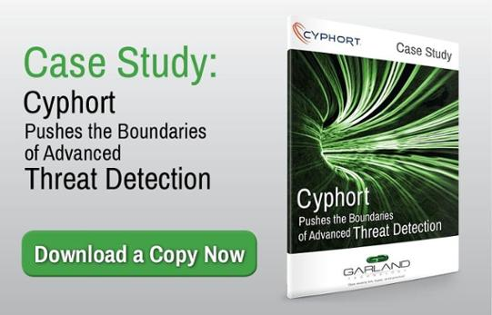Case Study: Cyphort Pushes the boundaries of Advanced Threat Detection