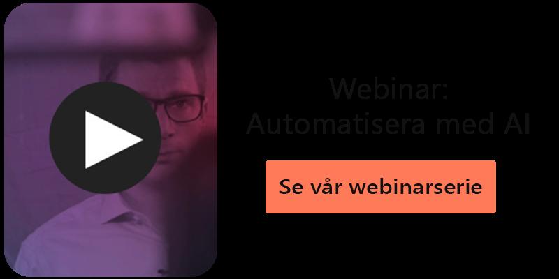 "Guide: Webinarserie ""Automatisera med AI"""