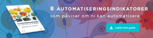 automatiseringsindikatorer