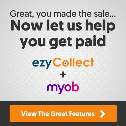 MYOB and ezyCollect