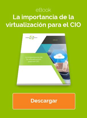 virtualización cio