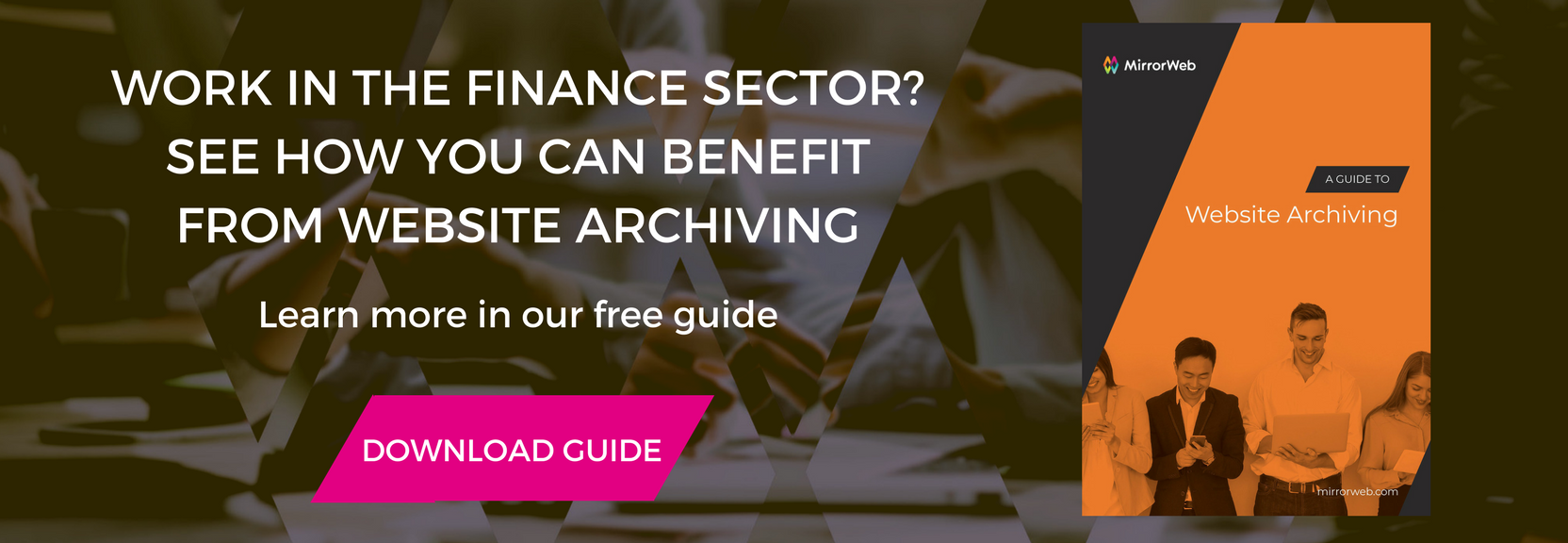 Download the Website Archiving Guide