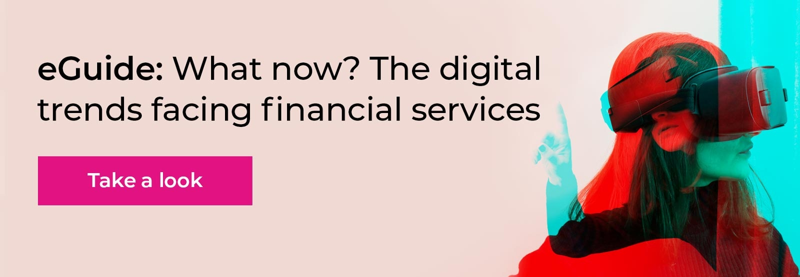 The digital trends facing financial services