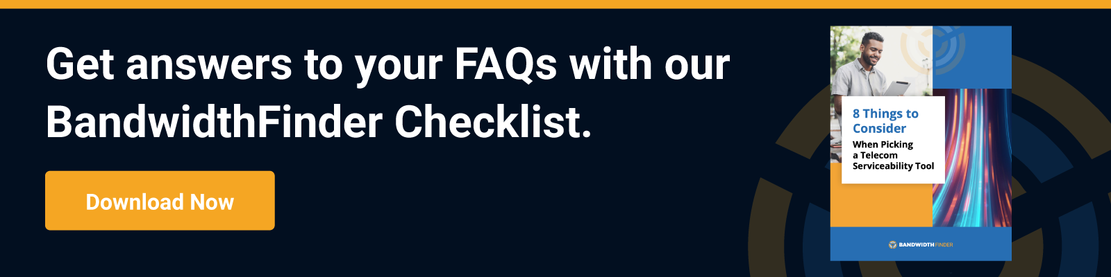 FAQ-Bandwidth-Finder-Checklist