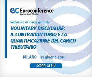 Voluntary disclosure: il contraddittorio e la quantificazione del carico tributario