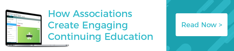 How Associations Create Engaging Continuing Education