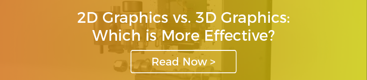 2D Graphics vs. 3D Graphics: Which is More Effective?