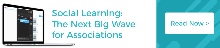 Social Learning: The Next Big Wave for Associations