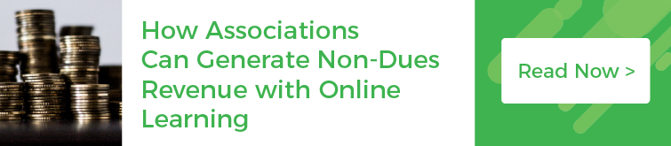 How Associations Can Generate Non-Dues Revenue with Online Learning